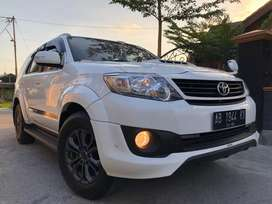 Fortuner TRDs sportivo AB tgn1 km40ribu MANUAL