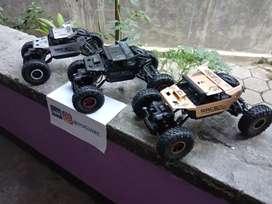Jogjarc - Remote Control RC Car Rock Crawler Offroad Skala 1:18 4WD