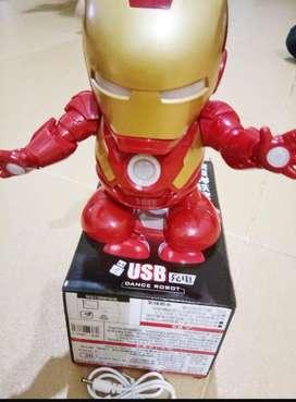 ironman Dicharge Tanpa beli baterai