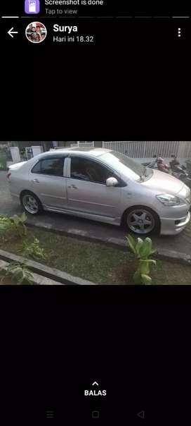 Mobil Vios limo ex taksi full modif + sunroof