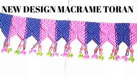 Macrame product