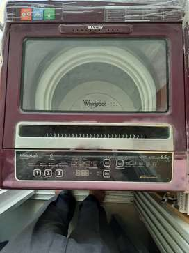 Whirlpool  washing machine for sale at lowest price  of 6000
