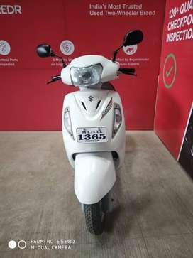Good Condition Suzuki Access 125Z with Warranty |  1365 Pune