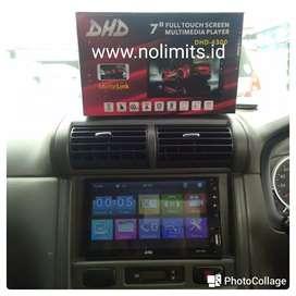 TV Mobil 7inch Avanza Mirrorlink+KAMERA bonus Masang