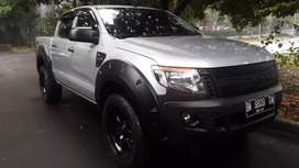 Ford Ranger Double Cabin 4x4 2012