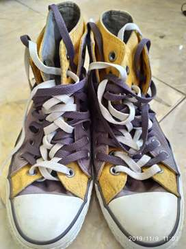 CONVERSE HI DOUBLE UPPER