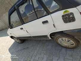 Maruti Suzuki 800 2002 Petrol Good Condition