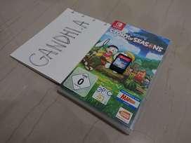 Doraemon Story of The Seasons Game Nintendo Switch