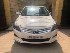 Hyundai Fluidic Verna 1.4 CRDi, 2015, Diesel