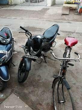 Honda livo bike in new condition