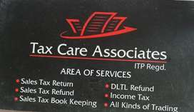 Tax care associates(ITP Regd.)