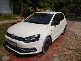 Volkswagen Polo 2011 Petrol 84500 Km Driven