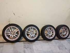 16 inch Alloy Rims original imported from Japan