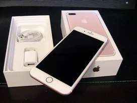 i phone 7plus 128gb with Bill,warranty and accessories available