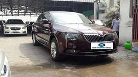 Skoda Superb Elegance 1.8 TSI AT, 2014, Petrol