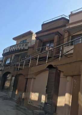 10 Marla house upper portion available for rent