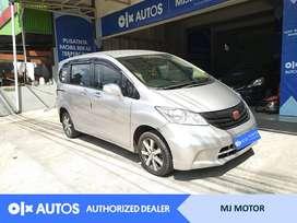 [OLX Autos] Honda Freed 1.5 E Bensin 2010 AT Silver #MJ Motor