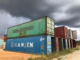 Container 20 feet dan 40 feet