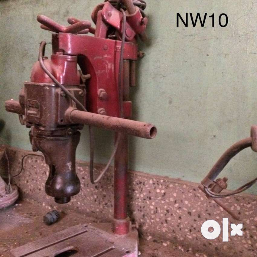 Ralli Wolf Drills with stands available for sale 0