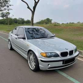 BMW E46 318i Silver 2004 Engine N46