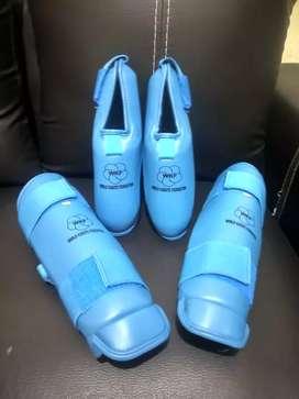 Foot Protector Kumite Karate AO