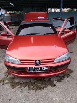 Mobil Peugeot 406 ST Manual Bensin