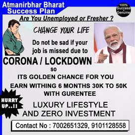 Golden opportunity for you