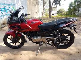 Pulsar 220 well maintained single owner