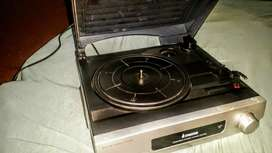 Steepletone turntable / record player stereo sound system