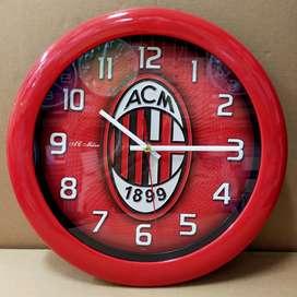 Jam Dinding AC Milan
