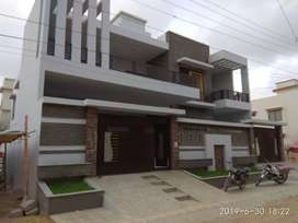 Super Luxury 400 yards double story new house block-3, saadi town