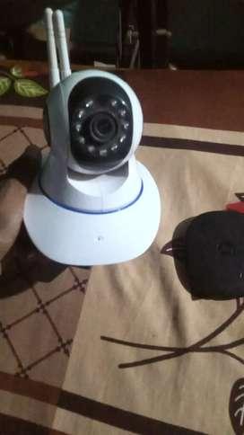 WiFi camera and divece combo