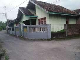 Jual rumah murah jalan wonosari Km 10 Bantul Yogya