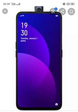 Oppo f11 pro 6gb 128gb 4 month old