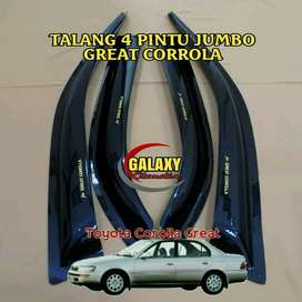 Talang Air Great Corolla