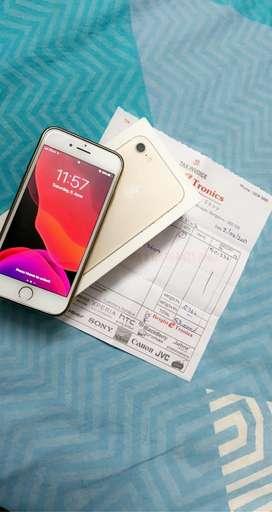 I phone 7 gold 128gb