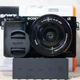 Kredit kamera sony a6000 kit bunga 0%