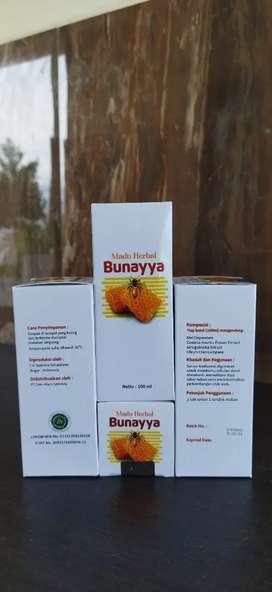 Madu Herbal Bunayya