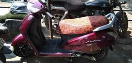 Activa DELUX 2010 at 27000