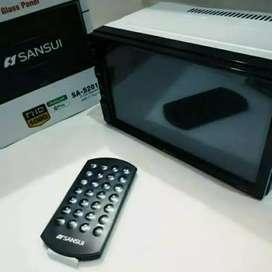Paket hemat DOUBLE DIN SANSUI 5201i di sukawangi bekasi