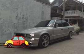 BMW e34 520i apa adanya