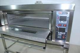 Oven Deck Oven Buat Roti Dengan Sistem Otomatis