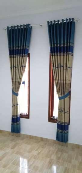 Gorden untuk jendela minimalis dll