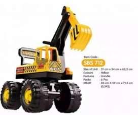 Mobilan excavator 250rb Ready bisa diduduki anak