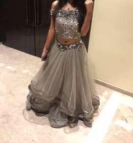 Heavy function dress