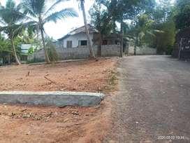New House Plot Mannanthala Vishnu Nagar