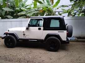 Jual Jeep YJ tahun 1996
