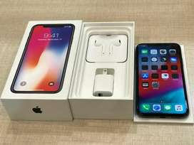 Iphone X 256Gb Scratchless.