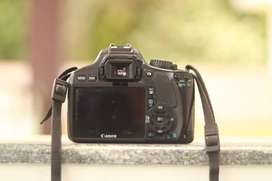 Canon 550d - 3.5 years old - Bought from UAE