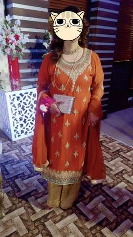 Shadi dresses one time used only condition new